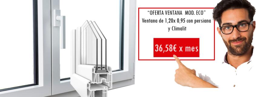 precio de ventanas pvc