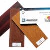 Acabados de madera para ventanas de PVC